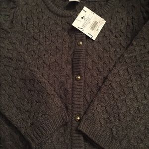 NWT JANIE AND JACK HOLIDAY SWEATER
